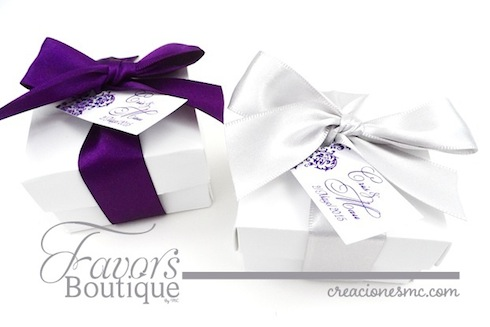 creaciones mc recuerdos boda favor box tradicional - Recuerdos Boda
