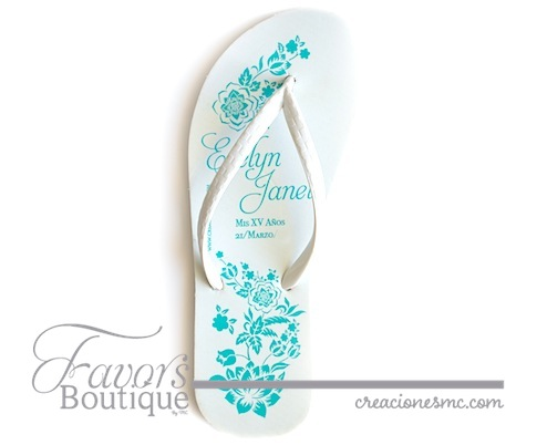 Flores Teal