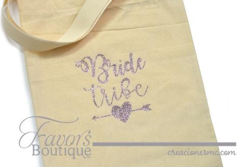 creaciones mc bolsas de manta tote bags1 - Regalos para Bridesmaids